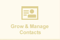 Grow & Manage Contacts