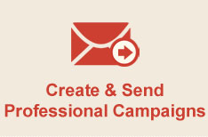 Create & send beautiful campaigns